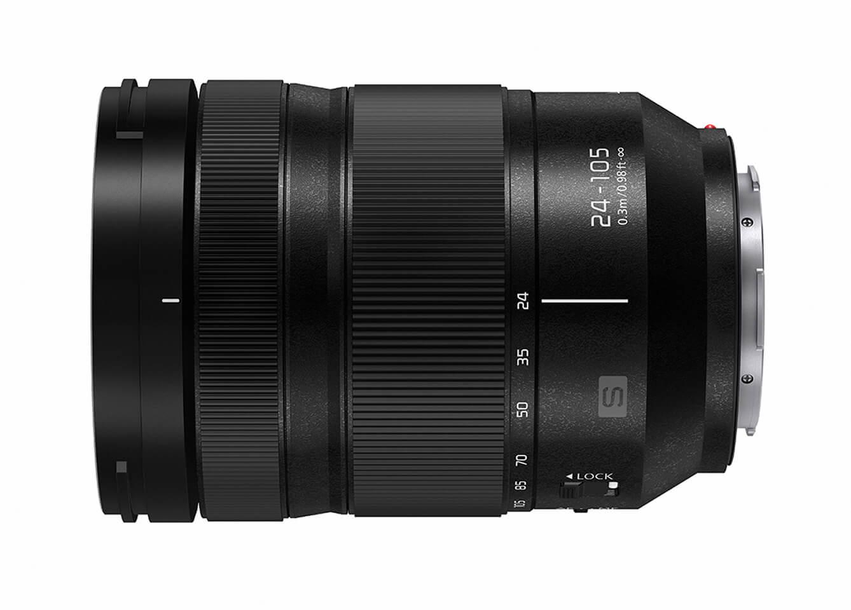 LUMIX S 24-105mm F4 L-Mount Lens - S-R24105