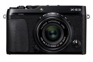 X-E3_Black_Front+XF23mmF2_BK