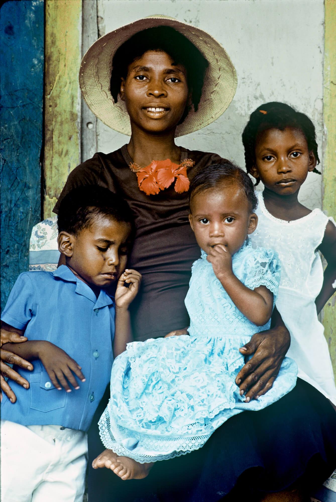 Steber_-Haiti-Duverger-Family