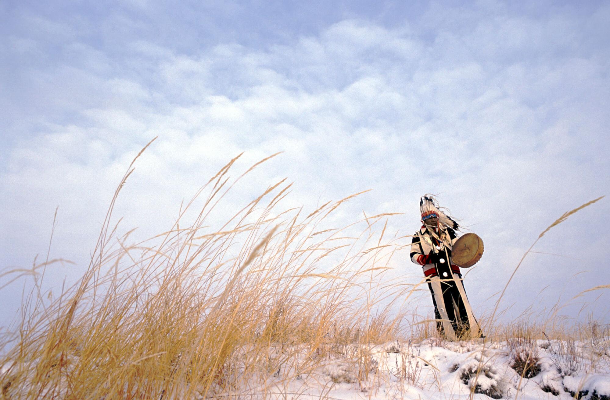 Steber_Praying-over-the-Land-Lakota
