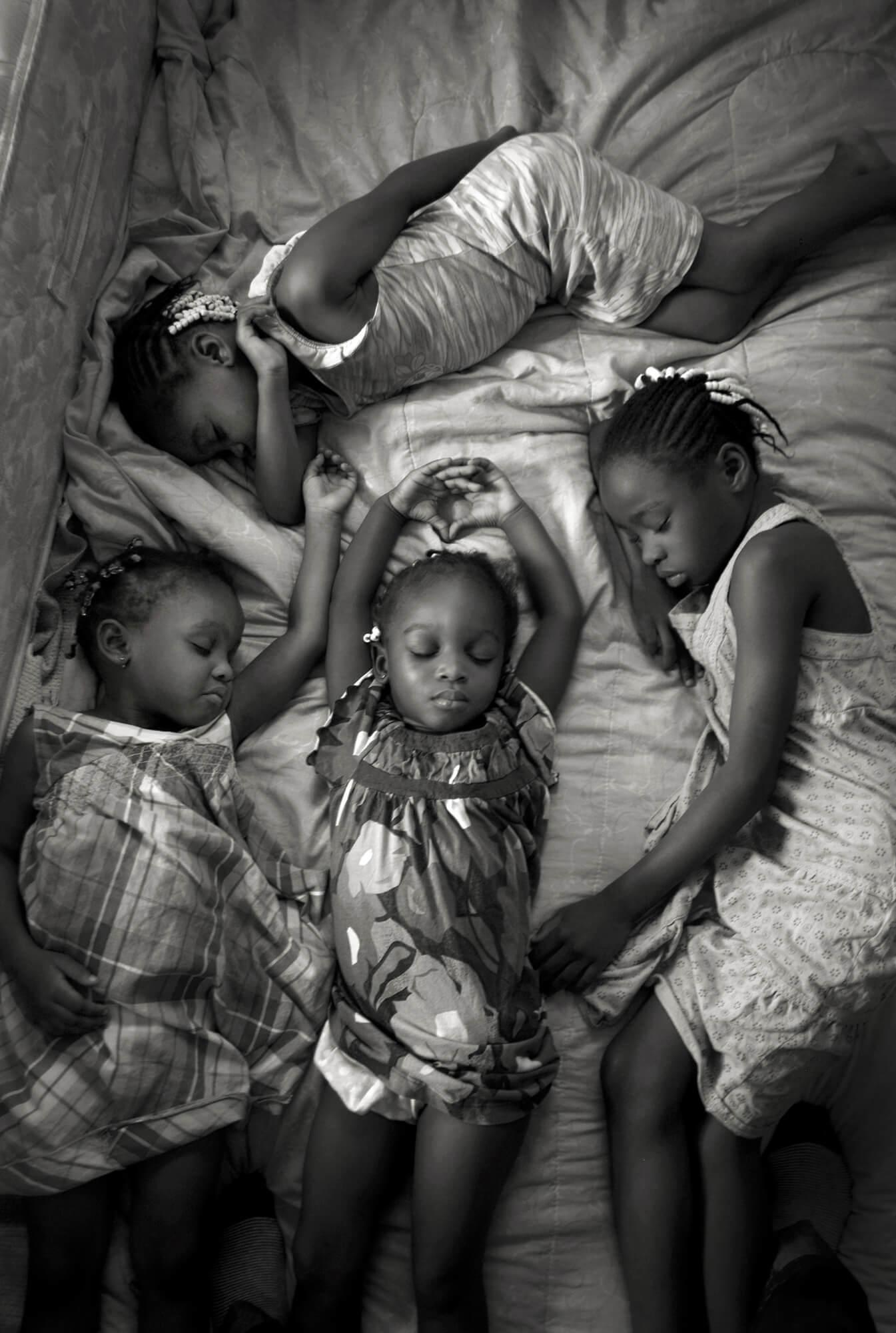 Steber_Sleeping-Sisters