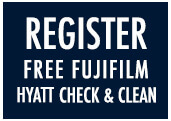 REGISTER FUJI CLEAN & CHECK